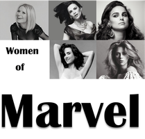 Women of Marvel by LaylaAngel