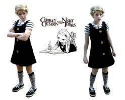 Courtney Crumrin Cosplay by clefchan