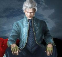 Vergil by DW3Girl