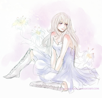 fem!Prussia by Sitas-the-Fool