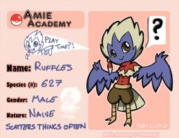 Amie-Academy: Ruffles by Norcinu