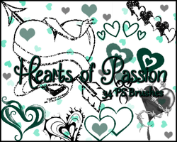 PS Hearts of Passion by Illyera