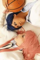 Kuroko no Basuke cannot leave you alone by sharuruka