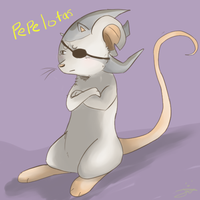 GA:. seriously mouse by Alu12