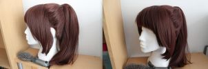 SELLING my Sasha wig by smallfry09
