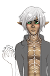 //wip fenrus by Lylleith