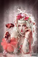 Wicked Queen of Hearts by JenHell66
