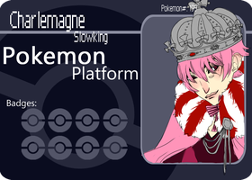 Pokemon Platform: Slowking by prismchan