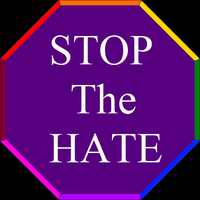 Stop the hate by Sybiez