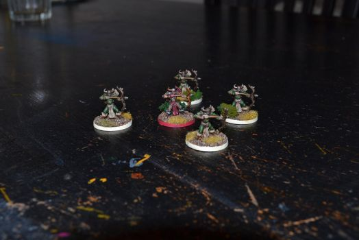 Descent - Goblin Archers by Brother-Maynard