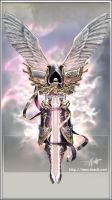Seraphim The warriors of god by Mephistophilies