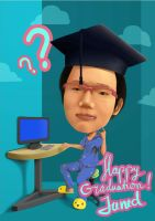 Graduation gift juned by heiccs