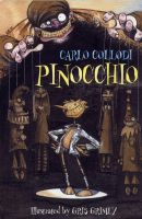 PINOCCHIO by GrisGrimly