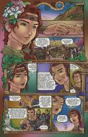 Leliana Concept - Comic Page 2 by shrouded-artist