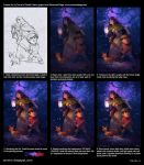 Wormworld saga process by MihaiRadu