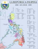 Hispanicised Philippines - The Map by JJDXB