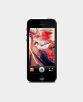 iPhone Camera Application Retina by BlakeCeeno