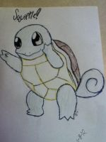Squirtle by Hope2Fly