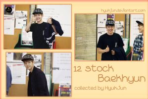 12 stock Baekhyun (EXO) collected by HyukJun by HyukJun