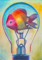 Fish Bulb by ashazgallery