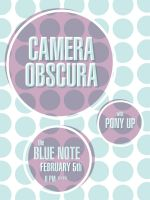 Camera Obscura poster by goodmorningvoice