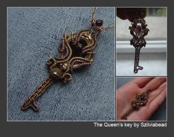 The queen's key by bodaszilvia