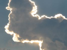 Lightening Cloud 3 by Polly-Stock