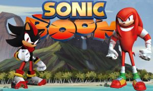 Sonic Boom - Knuckles and Shadow by Knuxy7789