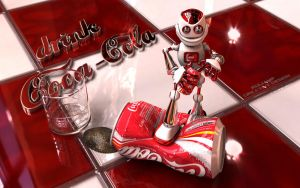Coca Cola robopal 3 by RJamp