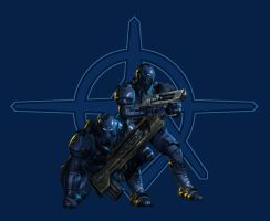 Crackdown 2 Agents by paulsimms