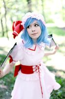 Remilia Scarlet Cosplay Touhou by Tenori-Tiger
