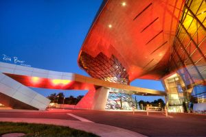 BMW World  Munich by clionen77