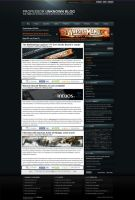 Blog Design 4 Sale by F3rk3S