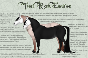 The RorEquine by dontkillthekarma