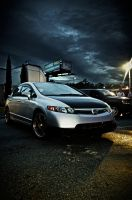 civic si by drifter542