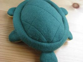 Turtle Plush by Neoitvaluocsol