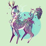 grown deerling adoptable (closed) by stare507