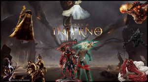 Dante's Inferno by lordi114