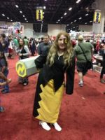 Megacon 2014: Marie cosplay (soul eater) by Oblivion-Evil