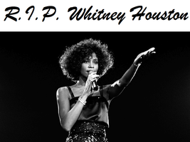 Whitney Houston by JDLuvaSQEE