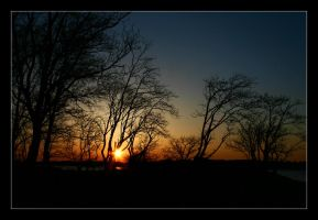 Spring Sunset by peax