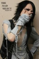 the GazettE Aoi Before I Decay cosplay pt. 4 by lygofobia