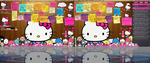 Hello Kitty Theme For Mavericks OS 10.9.3 by LadyPinkilicious