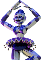 Sister Location - Ballora by Toasted912