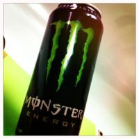 Monster Energy drink by Ruben-P