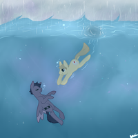 Drowning... by Trotson
