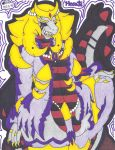 Hecate The Giratina by ShyDeathKitty