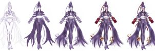 Bayonetta_Timeline by pandatails