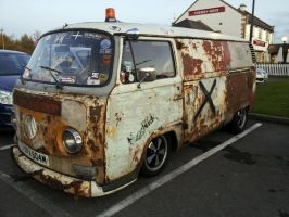 VW CAMPER by Taking-St0ck