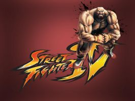 Zangief - SF IV by khotebabu